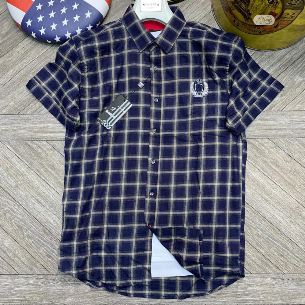 Designers Short Sleeve Shirt. | Clothing for sale in Lagos Island (Eko), Lagos State, Nigeria