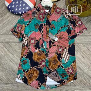 Men Quality Designers Shirt. | Clothing for sale in Lagos State, Lagos Island (Eko)