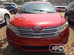 Toyota Venza 2010 Red | Cars for sale in Abuja (FCT) State, Gwarinpa