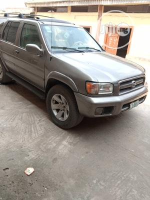 Nissan Pathfinder 2003 LE AWD SUV (3.5L 6cyl 4A) Gray | Cars for sale in Lagos State, Ojo