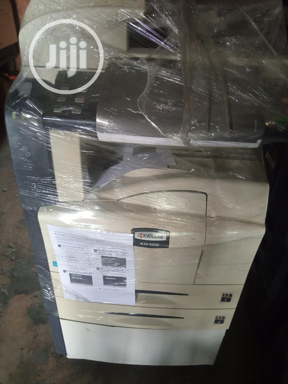 Kyocera Km 4050 Multifunctional Black And White Photocopies