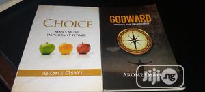 Apostle Arome Books: Godward And Choice   Books & Games for sale in Rivers State, Port-Harcourt