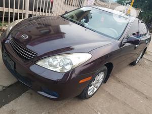 Lexus ES 2004 330 Sedan Purple   Cars for sale in Lagos State, Ifako-Ijaiye