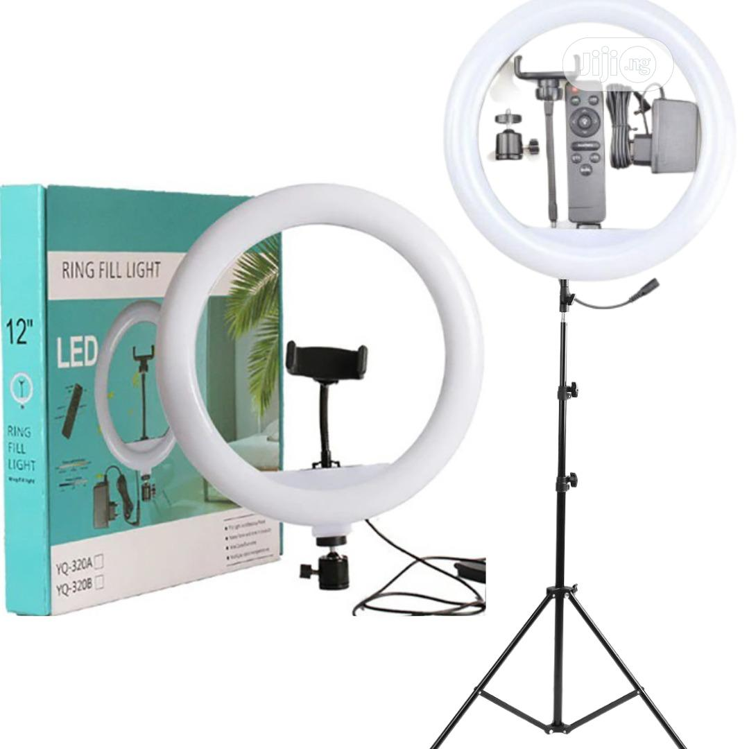 Archive: 12 Inches LED Ringlight