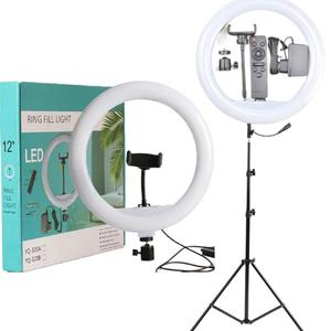 12 Inches LED Ringlight   Accessories & Supplies for Electronics for sale in Lagos State, Ikeja