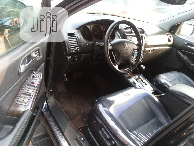 Acura MDX 2006 Black   Cars for sale in Apapa, Lagos State, Nigeria