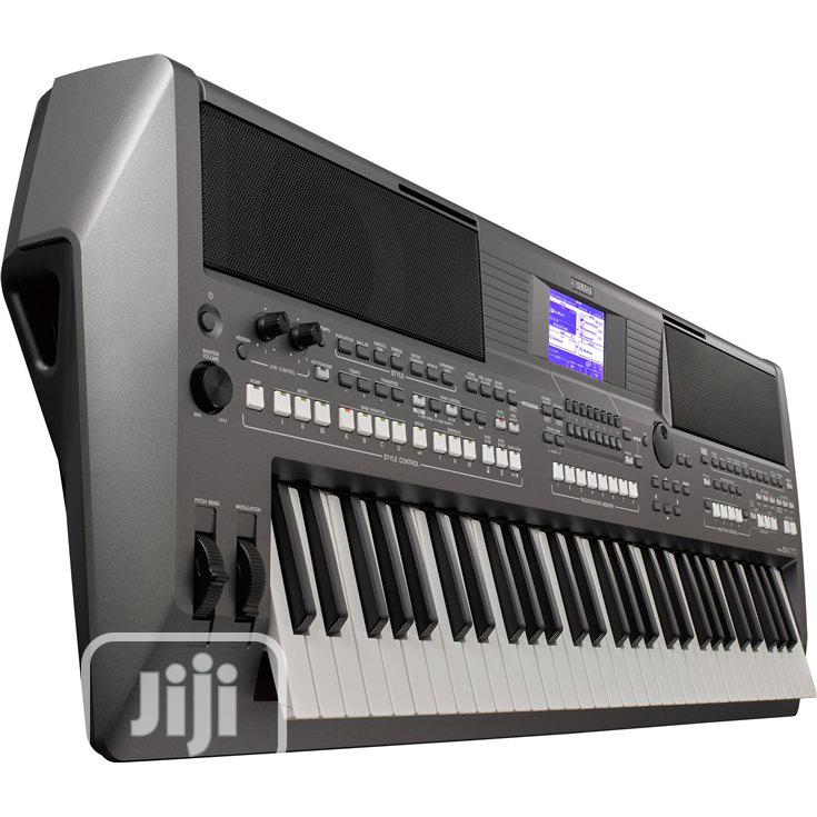 PSR-S 670 Yamaha Keyboard | Musical Instruments & Gear for sale in Ojo, Lagos State, Nigeria