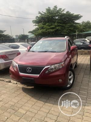 Lexus RX 2010 350 Red | Cars for sale in Lagos State, Magodo