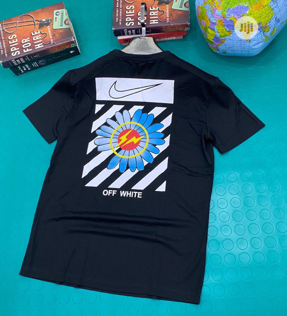 Offwhite T-shirts 🥶🥶💸💸🥶🥶🥶🥶🥶🥶 | Clothing for sale in Surulere, Lagos State, Nigeria