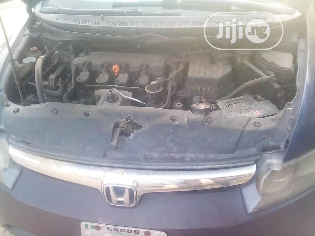 Archive: Honda Civic 2007 1.8 Coupe DX Automatic Blue
