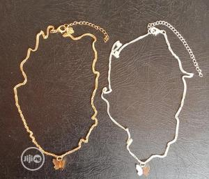 Necklace With Butterfly Pendant | Jewelry for sale in Akwa Ibom State, Uyo