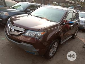 Acura MDX 2009 SUV 4dr AWD (3.7 6cyl 5A) Brown | Cars for sale in Lagos State, Apapa