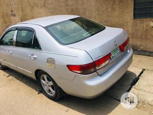 Honda Accord 2003 Silver   Cars for sale in Lagos State, Agboyi/Ketu