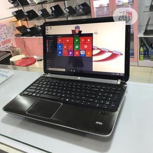 Laptop HP Pavilion Dv6 4GB Intel Core 2 Quad HDD 320GB   Laptops & Computers for sale in Lagos State, Ikeja