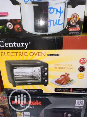 Century Electric Oven 20lites | Kitchen Appliances for sale in Rivers State, Port-Harcourt