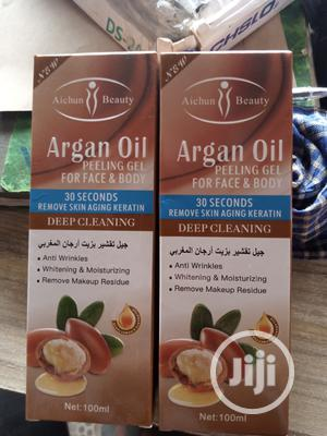 Argan Oil Peeling Gel | Skin Care for sale in Lagos State, Amuwo-Odofin