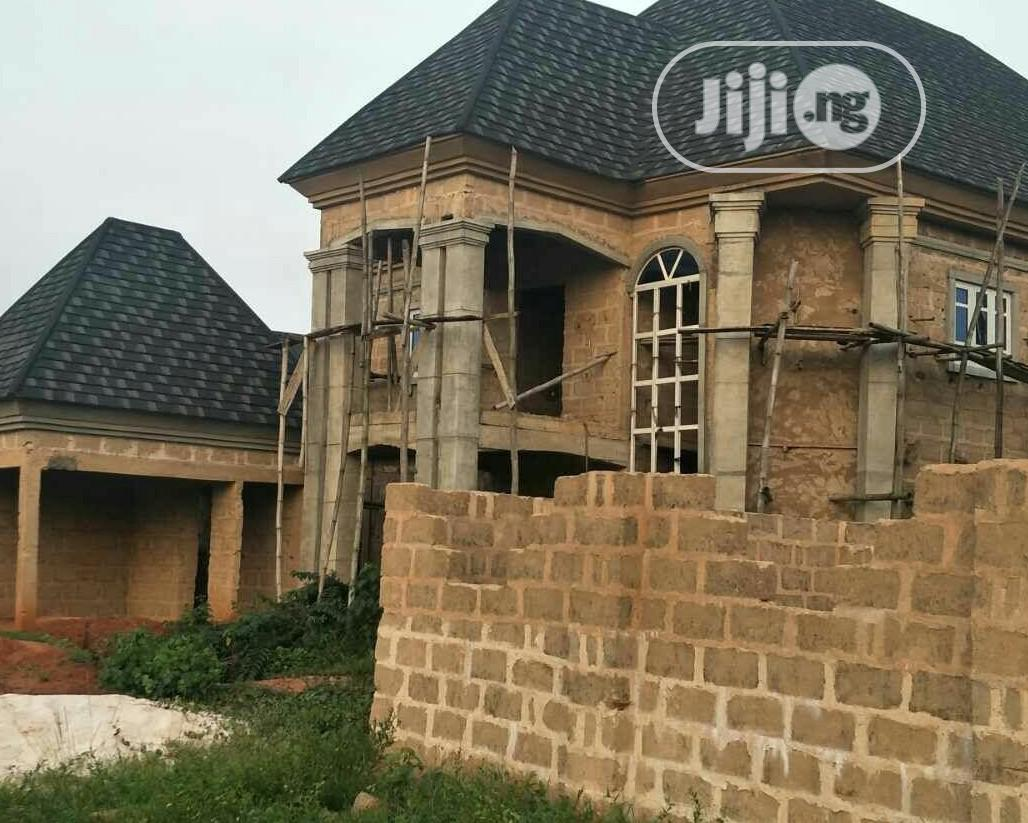 Almost Completed 6 Bedroom Duplex With 2 Living Rooms | Houses & Apartments For Sale for sale in Benin City, Edo State, Nigeria
