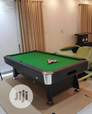 8ft by 4ft Snooker Board With Accessories   Sports Equipment for sale in Lagos State, Surulere
