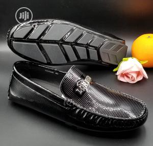 Loriblu Blue Leather Loafers | Shoes for sale in Lagos State, Lagos Island (Eko)