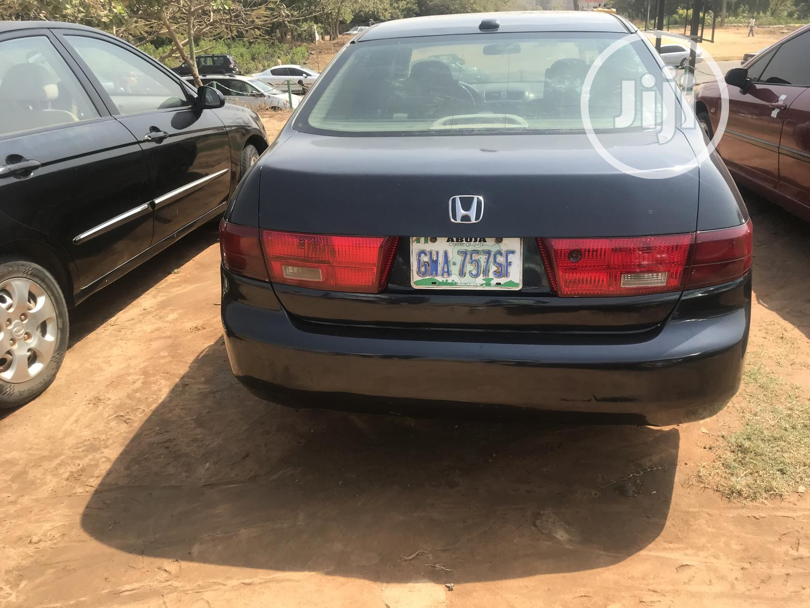 Honda Accord 2005 Automatic Gray | Cars for sale in Jabi, Abuja (FCT) State, Nigeria