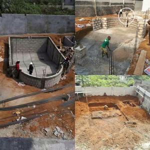 Swimming Pool Construction   Building & Trades Services for sale in Rivers State, Port-Harcourt