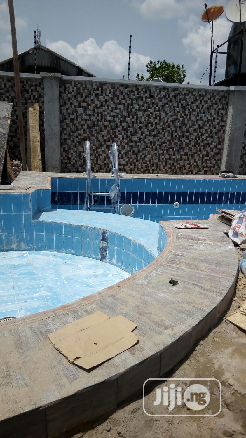 Swimming Pool Construction   Building & Trades Services for sale in Port-Harcourt, Rivers State, Nigeria