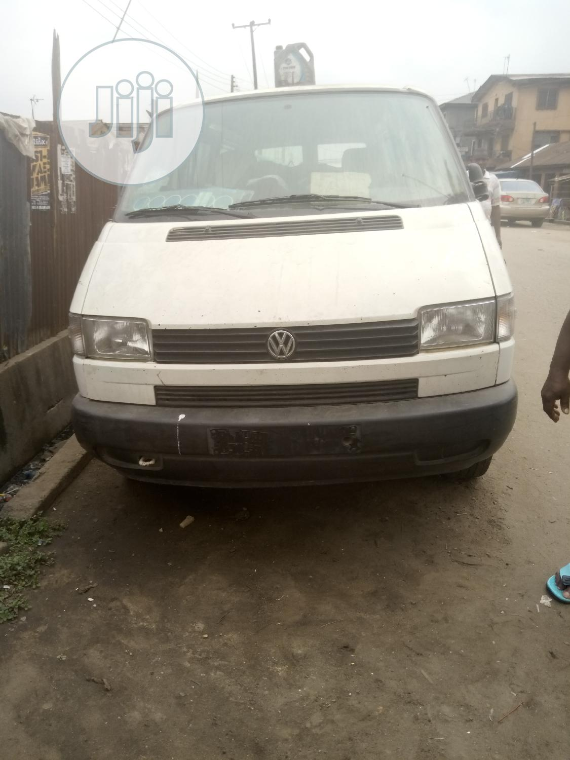 Tokunbo Volkswagen T4 Petrol Long Chassis With Working AC