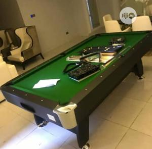 Snooker Pool Table (8ft by 4ft)   Sports Equipment for sale in Lagos State, Surulere