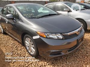 Honda Civic 2012 EX Sedan Gray   Cars for sale in Kaduna State, Kaduna / Kaduna State