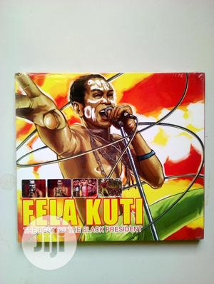 Fela Kuti Best Collections Original Music Cd   CDs & DVDs for sale in Abuja (FCT) State, Wuse 2