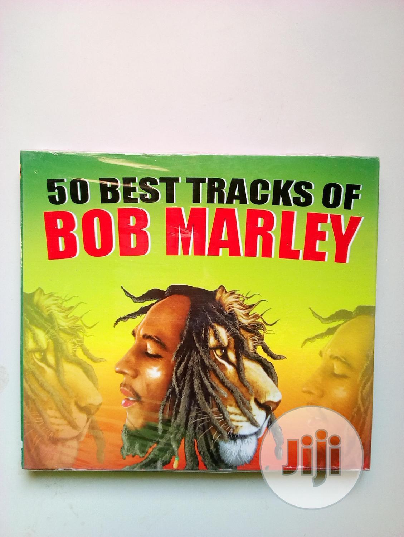 Bob Marley, Gregory Isaacs Original Music Cds