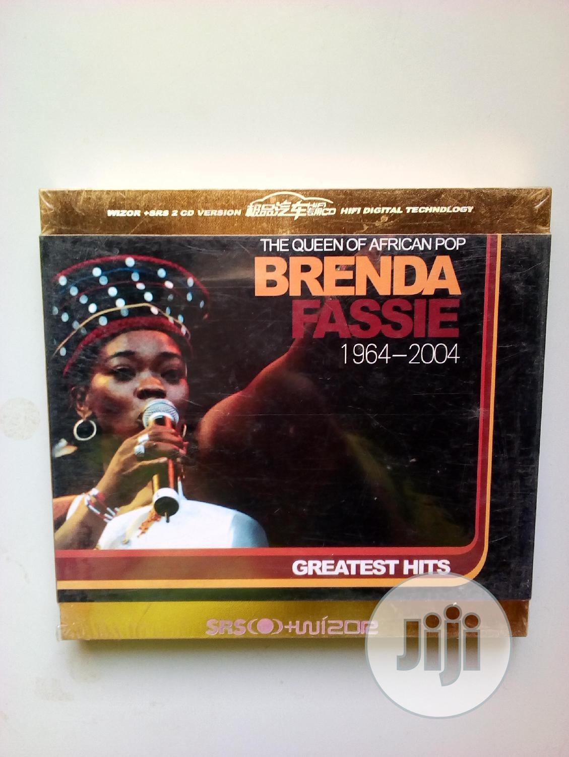 Lucky Dude Branda Fassie Collections Music Cds | CDs & DVDs for sale in Wuse 2, Abuja (FCT) State, Nigeria