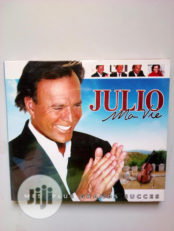 Julio Iglesias Enrique Iglesias Best Collections Music Cds