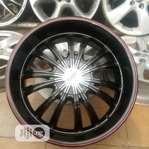 20 Inches Rim for Lexus Etc Available | Vehicle Parts & Accessories for sale in Lagos State, Mushin