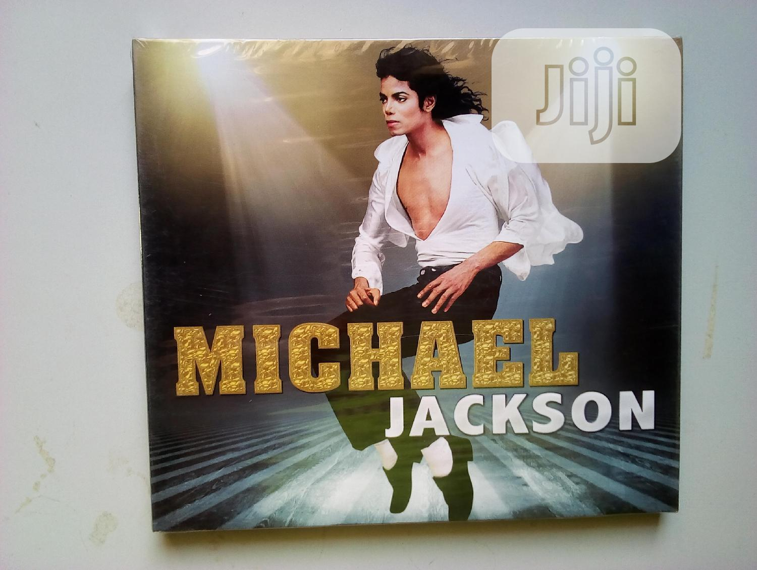 Michael Jackson Old School Funk Classics Collect Music Cds | CDs & DVDs for sale in Wuse 2, Abuja (FCT) State, Nigeria