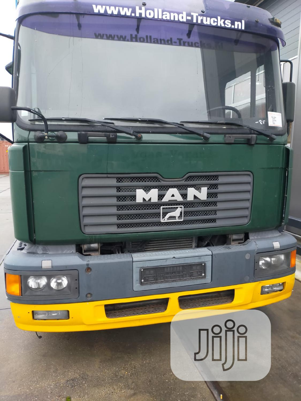Man Desiel Trucks
