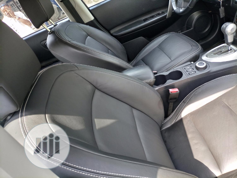 Archive: Nissan Qashqai 2014 Gray