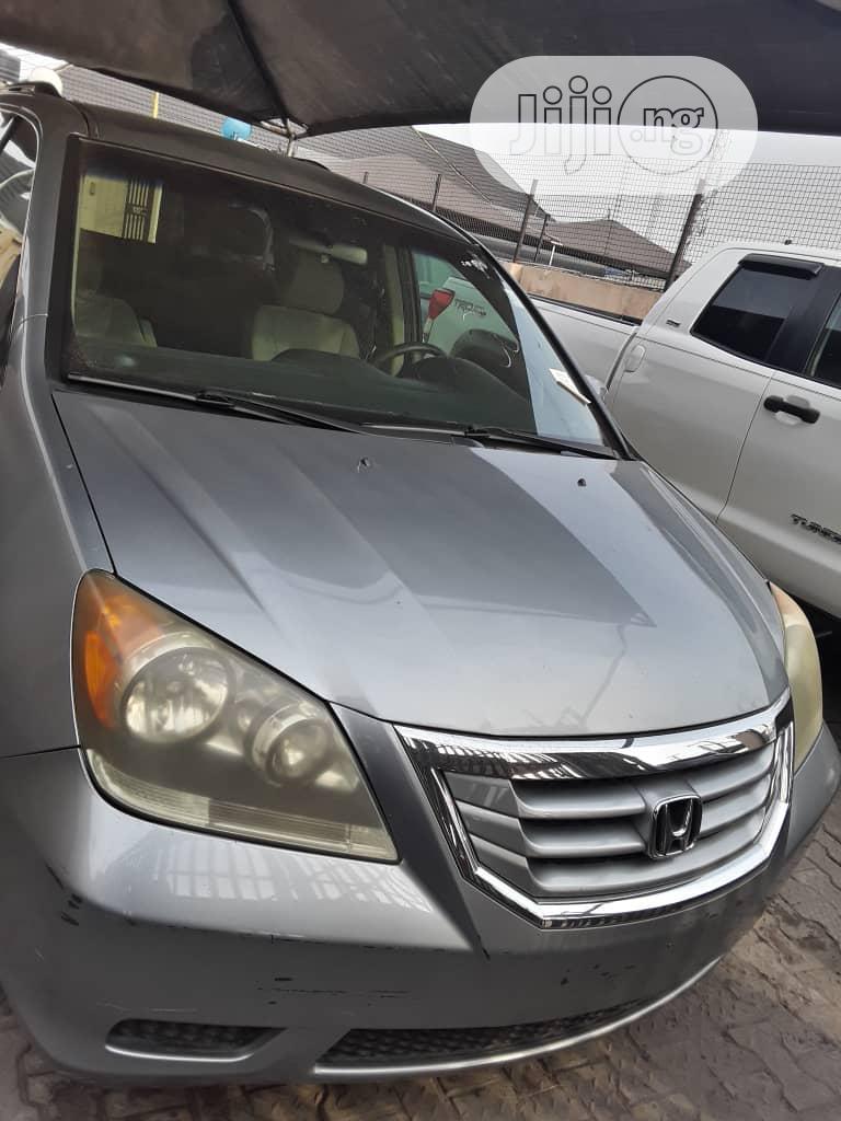 Honda Odyssey 2009 EX-L Gray