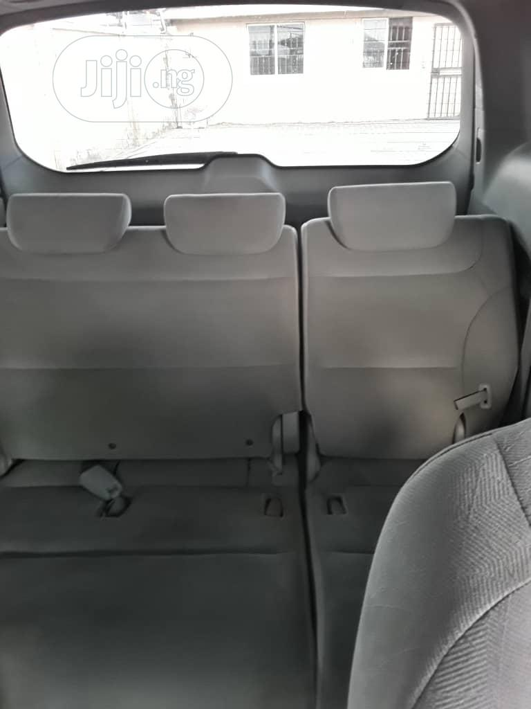 Honda Odyssey 2009 EX-L Gray | Cars for sale in Ajah, Lagos State, Nigeria