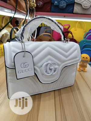 New Female Gucci White Handbag | Bags for sale in Lagos State, Isolo