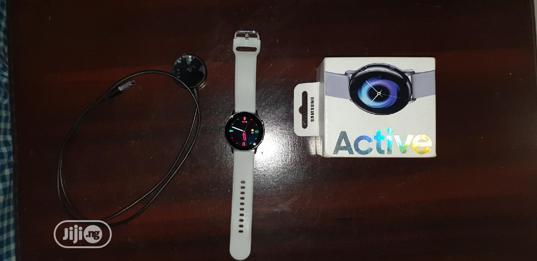 Archive: Samsung Galaxy Watch Active