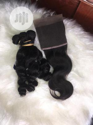 Bounds With Body Way Closure   Hair Beauty for sale in Lagos State, Ikoyi