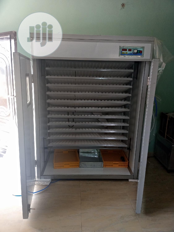 3,168 Automatic Incubator | Farm Machinery & Equipment for sale in Oluyole, Oyo State, Nigeria