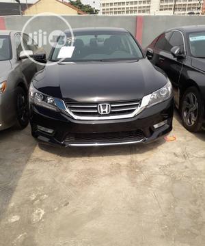 Honda Accord 2015 Black   Cars for sale in Lagos State, Ikeja