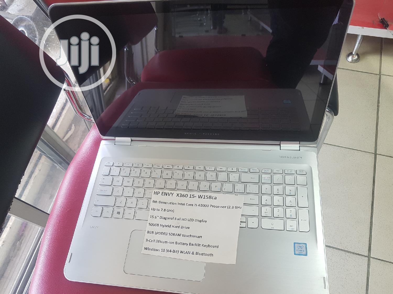 Archive: New Laptop HP Envy X360 15t 8GB Intel Core i5 HDD 500GB