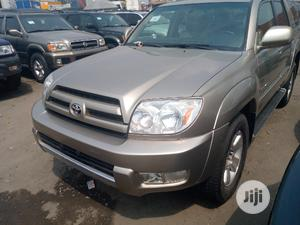 Toyota 4-Runner 2005 Limited V6 4x4 Gold | Cars for sale in Lagos State, Apapa