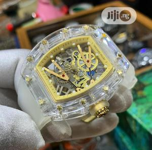 Richard Mille Rubber Rubber Watch | Watches for sale in Lagos State, Lagos Island (Eko)
