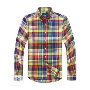 Nice Designer Men Quality Shirts   Clothing for sale in Lagos State, Isolo