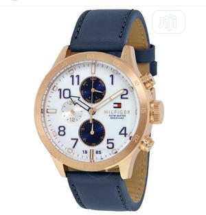 Tommy Hilfiger Leather Watch   Watches for sale in Lagos State, Lagos Island (Eko)