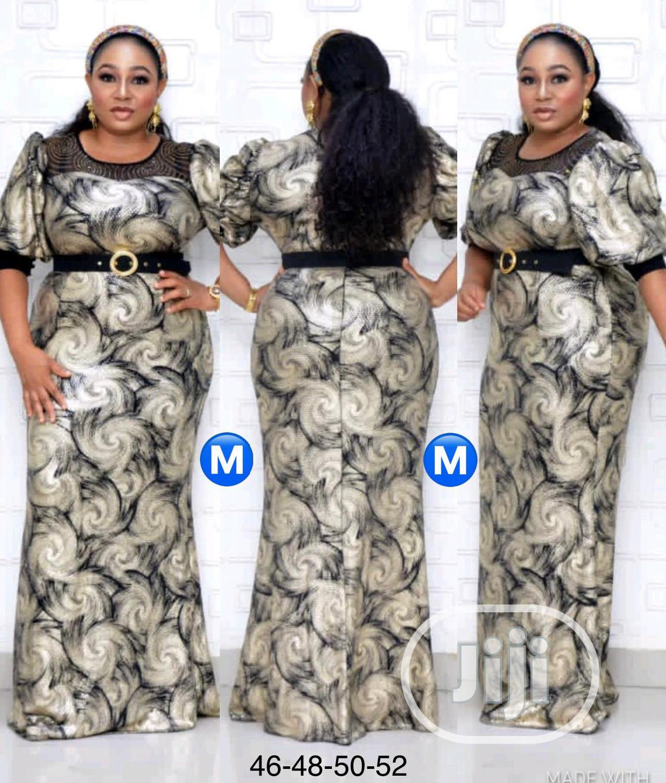 Turkey Elegant Long Dress | Clothing for sale in Ikeja, Lagos State, Nigeria